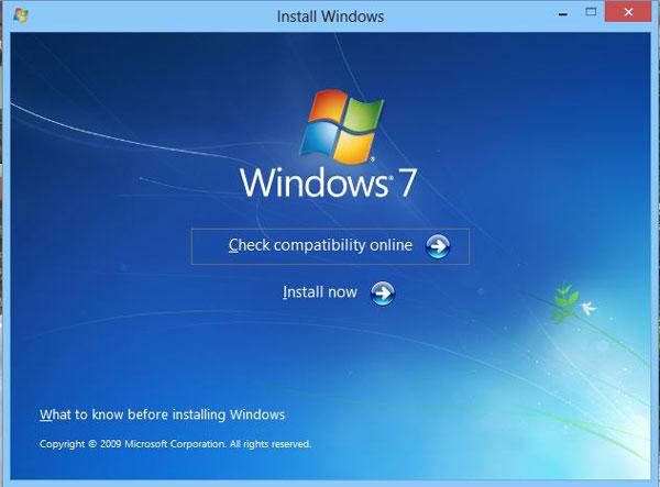 Click và chạy file cài đặt setup.exe, ta sẽ nhận được giao diện hiện lên như sau:
