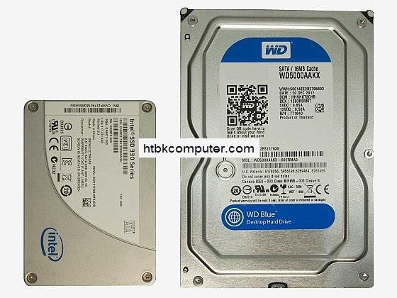 Cách kiểm tra ổ cứng SSD hay HDD?