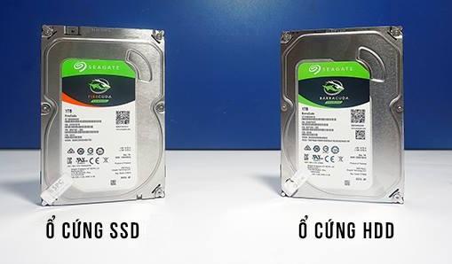 Ưu nhược điểm của SSD và HDD là gì?