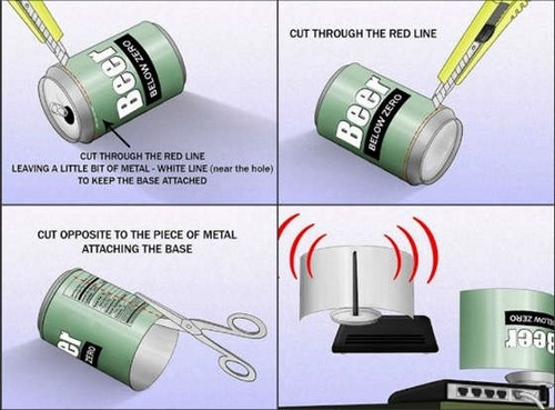 Cách 12. Tín Hiệu Wi-Fi Yếu Dần