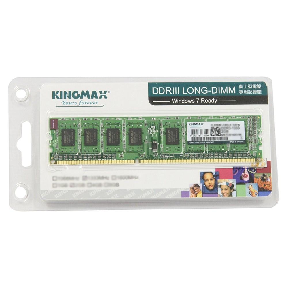 Đánh giá sản phẩmBộ nhớDDR3Kingmax 8GB (1600)