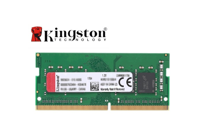 Ram laptop DDR4 4G/2400 KINGSTON