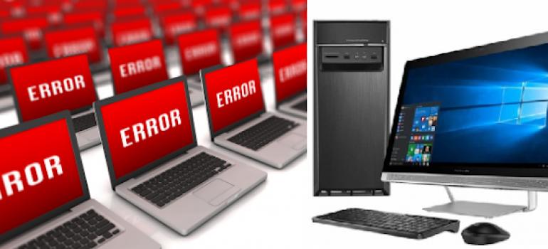 Các lỗi phần cứng máy tính laptop thường gặp - Hiện tượng và cách khắc phục