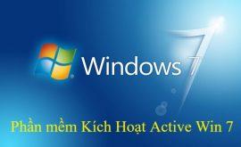 Phần mềm Active và crack win 7, win 10 và office 2013, 2016, 2019