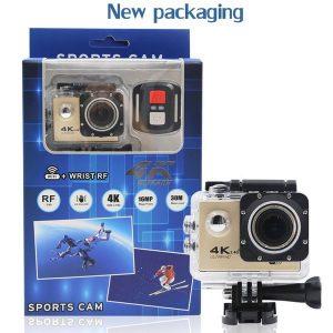 Camera hành trình xe máy SJ5600 Ultra 4K - Phược thả ga - Free ship
