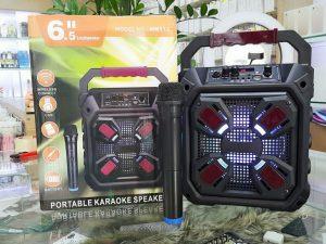 Loa Karaoke Bluetooth - Tặng 1 Micro ko dây - Free Ship