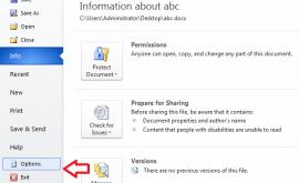 Sửa lỗi macro security setting khi mở file word 2010