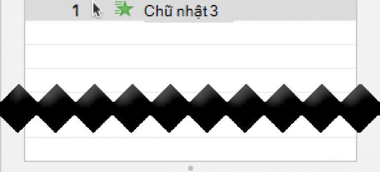 Cách làm chữ hiện từ từ trong powerpoint