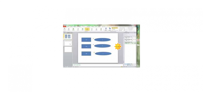 Tạo liên kết slide trong powerpoint 2010,2016