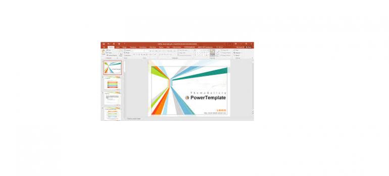 Cách thiết kế slide trong powerpoint đẹp