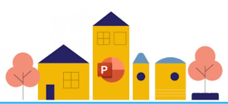 Cách tạo hình nền powerpoint 2003,2007,2010,2013,2016 về máy tính miễn phí