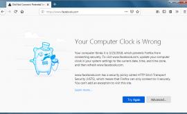 cách khắc phục lỗi đồng hồ trên máy tính