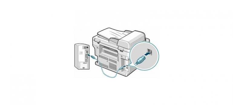 Cách sử dụng 2 máy tính chung 1 máy in
