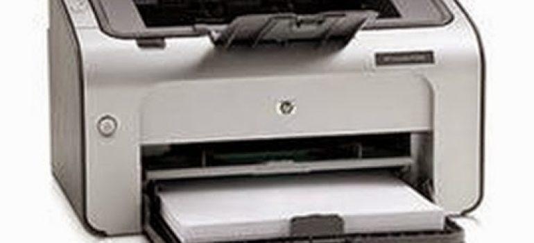 lỗi kết nối máy in báo server offline