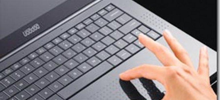 Cách sử dụng chuột laptop dell