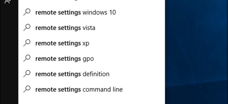hướng dẫn dùng remote desktop