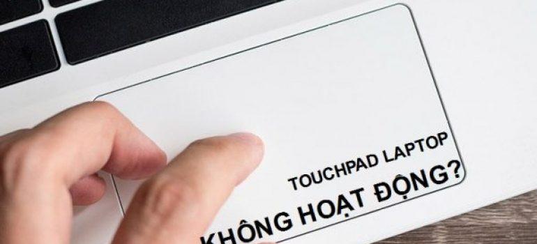 cách khắc phục chuột cảm ứng laptop