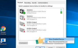 Cách Sửa lỗi laptop không nhận tai nghe
