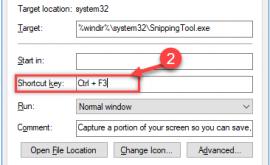 Cách sử dụng snipping tool win 7