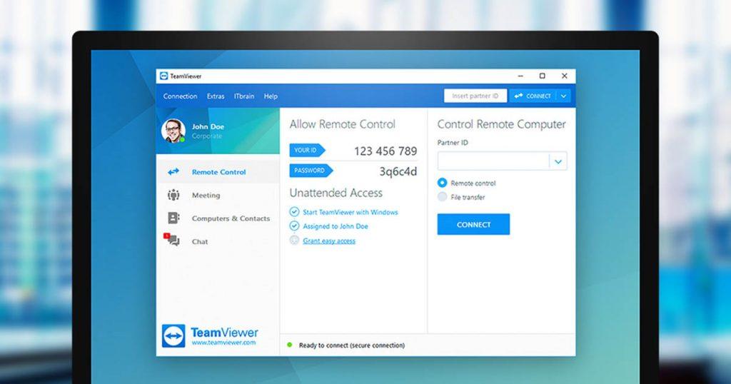 Hướng dẫn Tải và Cài đặt Teamviewer Full dùng vĩnh viễn