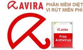 Hướng dẫn tải và cài đặt phần mềm avira antivirus mien phi