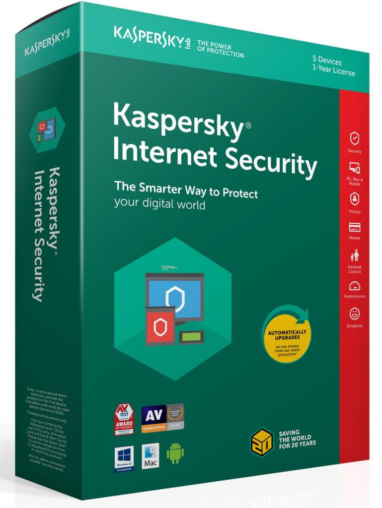 Hướng dẫn tải và kích hoạt Kaspersky Internet Security nhanh chóng