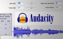Tải phần mềm Audacity chỉnh sửa và ghi âm chuyên nghiệp