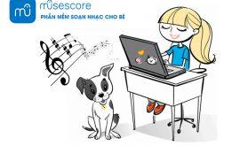 Tải phầm mềm MuseScore soạn nhạc miễn phí về máy tính